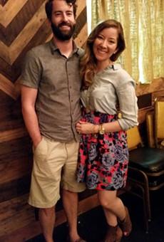 Patrick Lyne & Brittany Walsh-Lyne