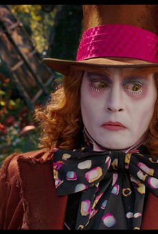 Review Poem: Alice Through the Looking Glass