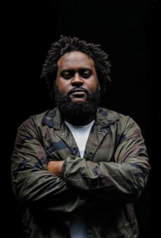 Rapper Bas to play Orlando next week