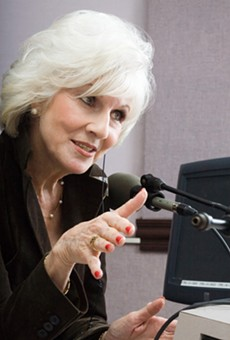 NPR's Diane Rehm stops by the Bob Carr to talk journalism, politics and more