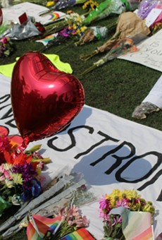Orlando residents mourn fallen at Dr. Phillips Center for the Performing Arts