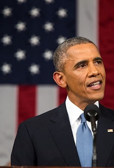 President Obama is coming to Orlando on Thursday
