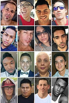Remembering the victims of June 12, 2016