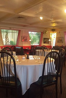 Longtime Orlando vegetarian fixture the Garden Cafe will close this week