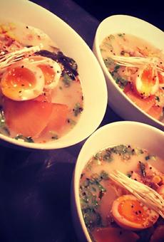 Bite30 spotlight: Kabooki Sushi's tonkatsu ramen