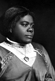 Mary McLeod Bethune is a favorite to replace Florida's Confederate general statue
