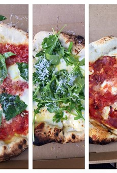 Chef Bruno Zacchini's Pizza Bruno is open, Garden Café is closed, plus more in local foodie news