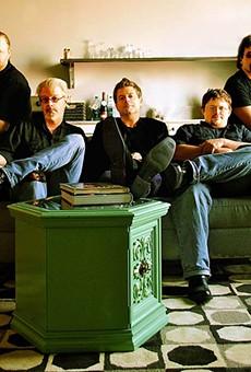Grammy-winning Cajun group Steve Riley & the Mamou Playboys to rile up the Veranda Live