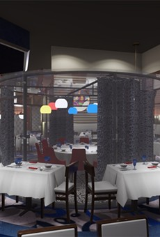 Circo Orlando, a fancy new restaurant with a retractable glass roof, to tower over I-Drive