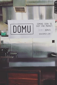 Domu restaurant moving into former Txokos space at East End Market