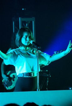 Mitski at the Plaza Live