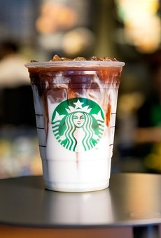 The new coconut-milk iced mocha macchiato is your next Starbucks order