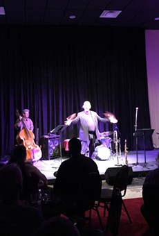 Blue Bamboo presents avant-garde jazz and classical in a comfortable, affordable space