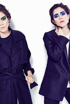 "Tegan and Sara premiere new video for ""Faint of Heart"""
