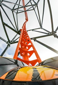 Busch Gardens' insane triple-launch coaster Tigris just opened
