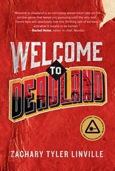 Zombies invade Central Florida in UCF grad Zachary Linville's new novel, 'Welcome to Deadland'