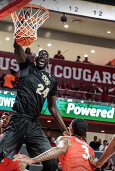 Retired player Metta World Peace thinks UCF's Tacko Fall should be the NBA Draft's No. 1 pick
