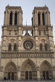 Disney announces $5 million donation to help rebuild Notre Dame Cathedral