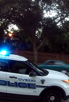 Oviedo cop tries to pull over biker, instead gets hard lesson in Florida bicycle law