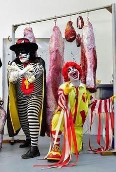 McDonalds/Sabbath hybrid Mac Sabbath returns to Orlando this Halloween