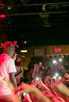 Lil Yachty at the Social