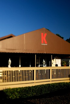 Fall is coming early at K Restaurant's Oktoberfest
