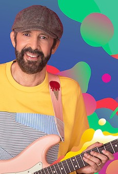 Dominican music icon Juan Luis Guerra to play Orlando in October