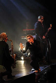 New wave icons the Psychedelic Furs deliver intimate Velvet Session at Hard Rock Hotel