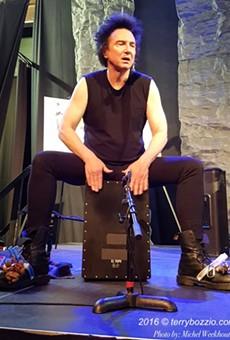 Drummer Terry Bozzio cancels Orlando concert