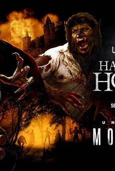 Halloween Horror Nights plans to terrify us with a house of classic monsters