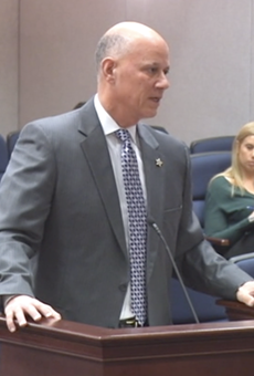 Pinellas County Sheriff Bob Gualtieri told Florida lawmakers in January that real-time facial recognition is too controversial for his agency to use.