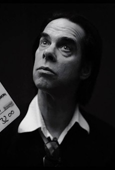 Tragedy informs new Nick Cave doc 'One More Time With Feeling' at the Enzian