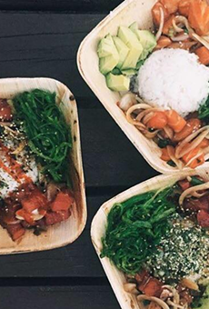 New locations for Beth's Burger Bar and Da Kine Poke, Sleeping Moon Café closes, plus more in our weekly food roundup