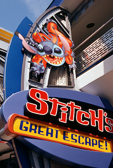 Disney ride Stitch's Great Escape moves to seasonal operation