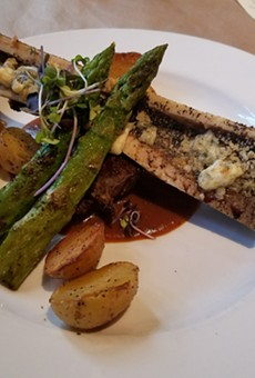 Why the Magical Dining Month menu at Artisan's Table should be at the top of your list