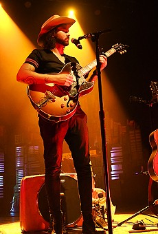 Shakey Graves at the Plaza Live