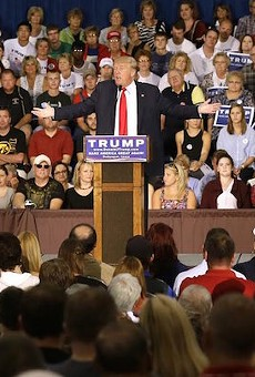 Trump to make key campaign stop in Brevard County tonight