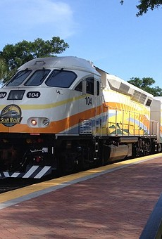 SunRail's first Saturday service will be Oct. 8 during Come Out With Pride Orlando