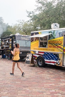 Artlando brings 23 food trucks to Loch Haven Park Saturday, Oct. 1