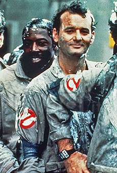 Enzian saves your precious, fragile childhood with a screening of the original 'Ghostbusters'