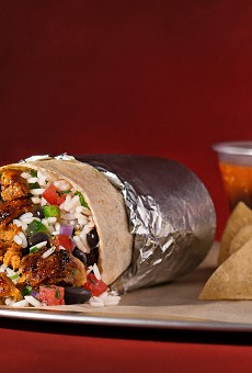 Chipotle adds chorizo to their protein menu starting tomorrow