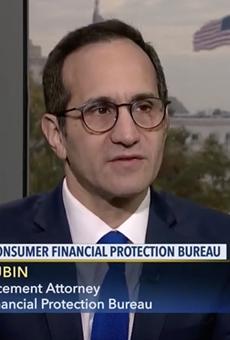 Florida's top financial regulator faces sexual harassment investigation