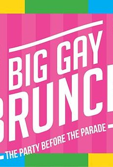 Big Gay Brunch postponed; will be moved to November along with rescheduled Pride festivities