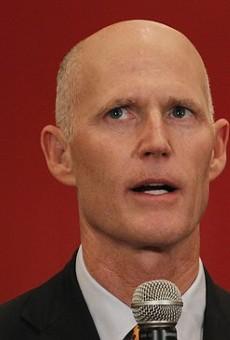 Rick Scott denies request to extend voter registration due to Hurricane Matthew