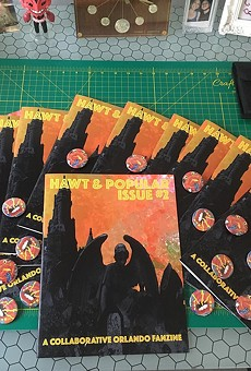 'Hawt & Popular' zine throws a musical release party at Stardust Video & Coffee
