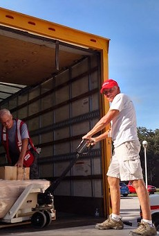 Flagler County offers free meals to residents affected by Hurricane Matthew