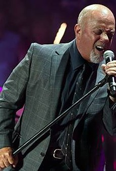 Mayor Dyer announces that Billy Joel will be playing Orlando next year