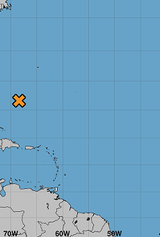 First storm of 2019 hurricane season may form east of Florida tonight