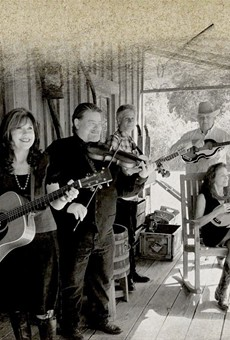Rose Creek Rhythm gets seriously rootsy at Blue Bamboo tonight