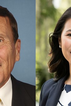 John Mica faces major challenge in redrawn district from Stephanie Murphy